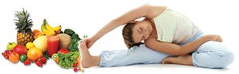 yoga y alimentacion