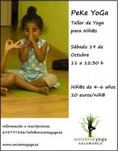 peke yoga octubre