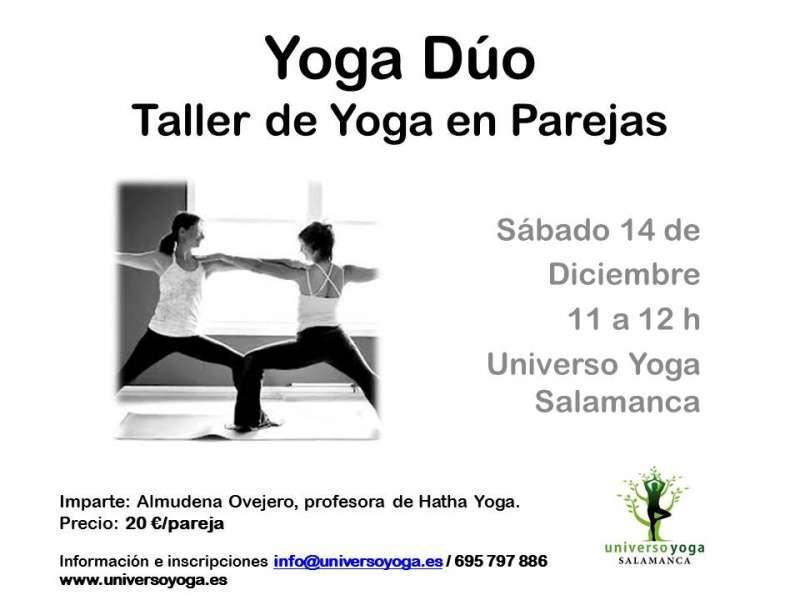 yoga duo, taller yoga en parejas dic 2014