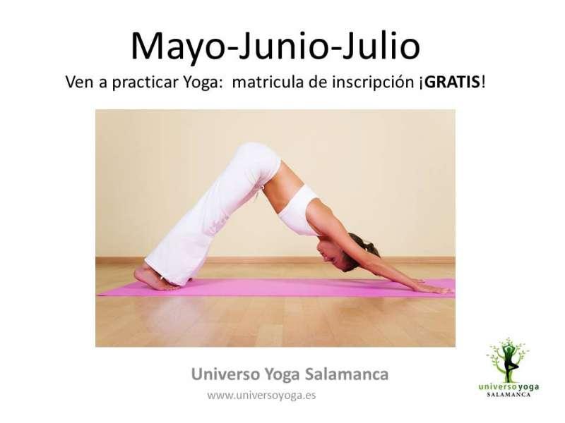 Mayo Junio Julio