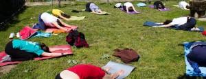Retiro de Yoga Mayo 2013 - Sierra de Gredos