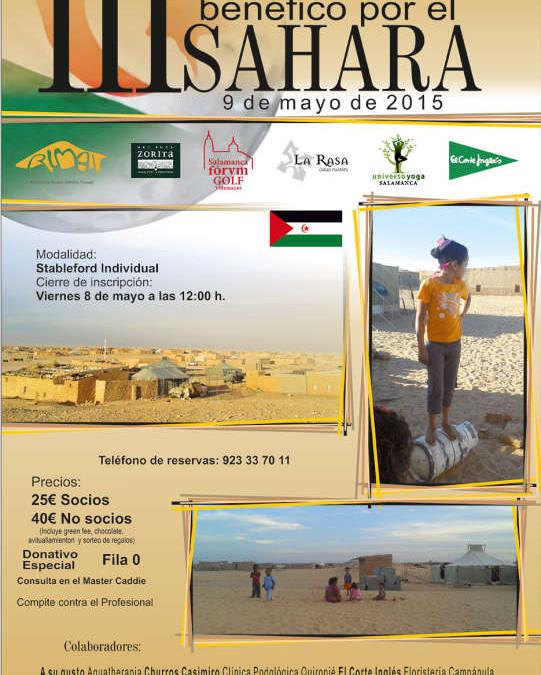 Universo Yoga Solidario con el Sáhara